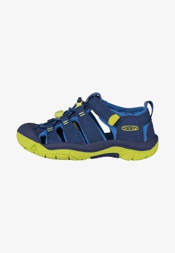 NEWPORT - Walking sandals - dark blue