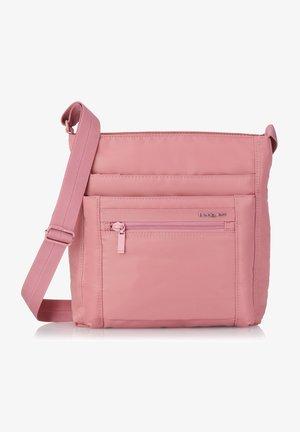 RFID  - Across body bag - powder pink