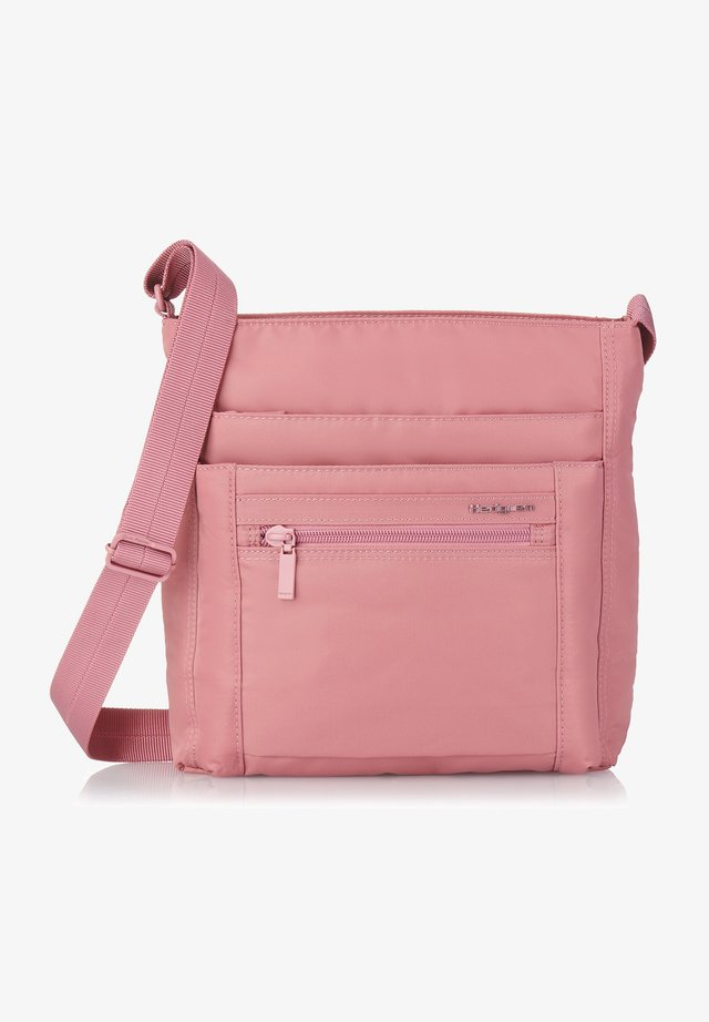 INNER CITY ORVA - Across body bag - powder pink