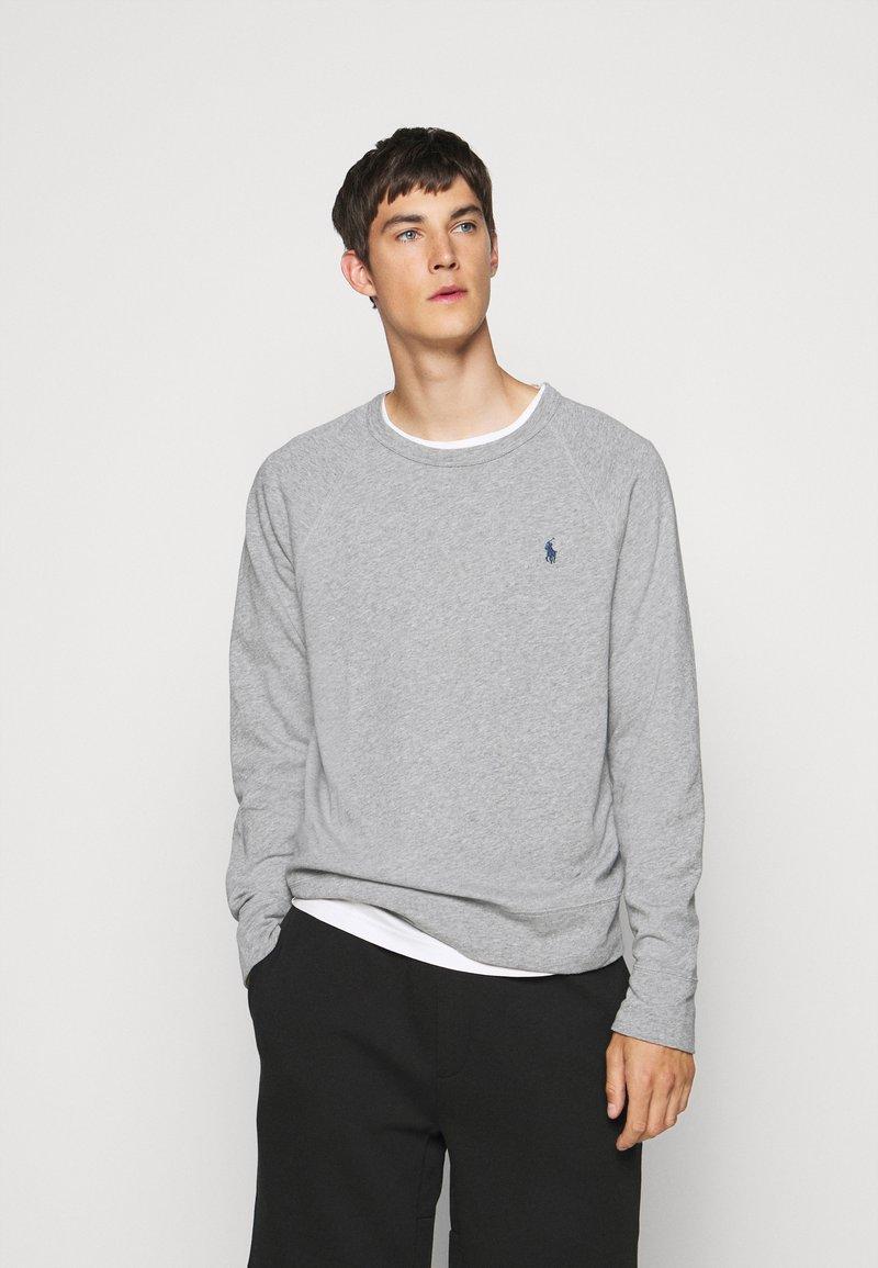 Polo Ralph Lauren - LONG SLEEVE - Sweatshirt - andover heather