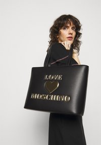 Love Moschino - Tote bag - nero - 0