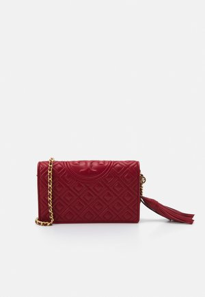 FLEMING WALLET CROSS-BODY - Wallet - red apple