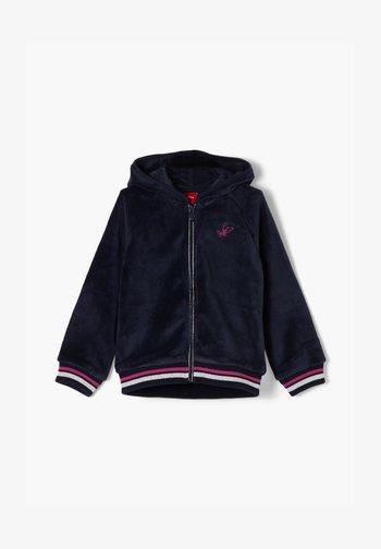 JAS - Fleece jacket - dark blue