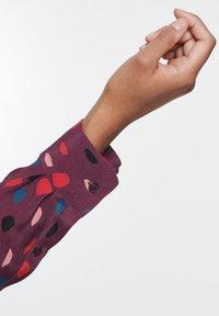Seidensticker - Button-down blouse - red - 4