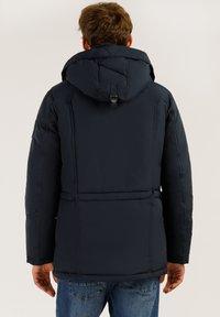 Finn Flare - MIT HOCHWERTIGER WATTIERUNG - Winter jacket - dark blue - 2