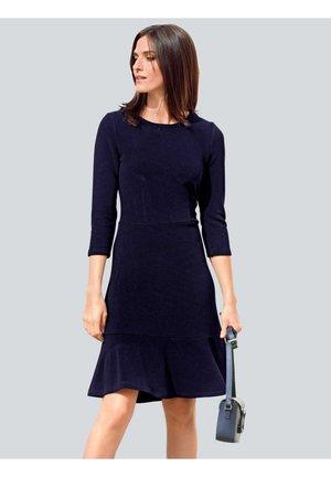 Shirt dress - Marineblau