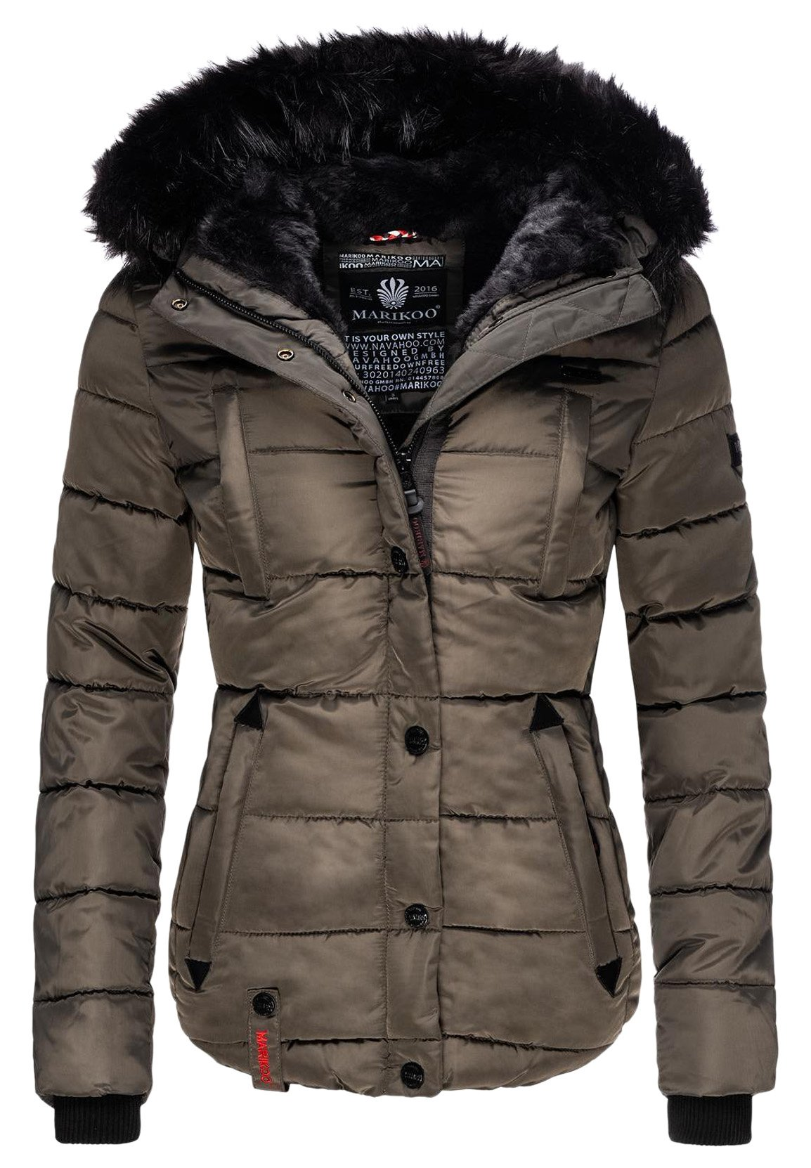 tom tailor jacke cosy parka 509