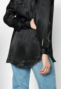 Object Tall - OBJMAXIME - Blouse - black - 3