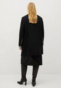 Violeta by Mango - ELECTRIC - Winter coat - zwart - 2