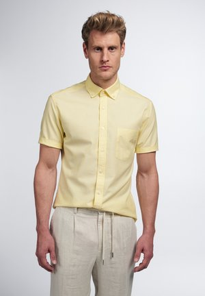 SLIM FIT - Overhemd - gelb