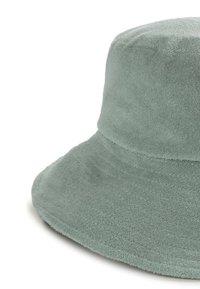 OYSHO - TOWELLING - Hat - light green - 2
