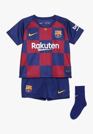 FC BARCELONA SET - Sports shorts - deep royal blue