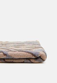 Becksöndergaard - MIXANI COLUR SCARF - Šátek - brownish - 1