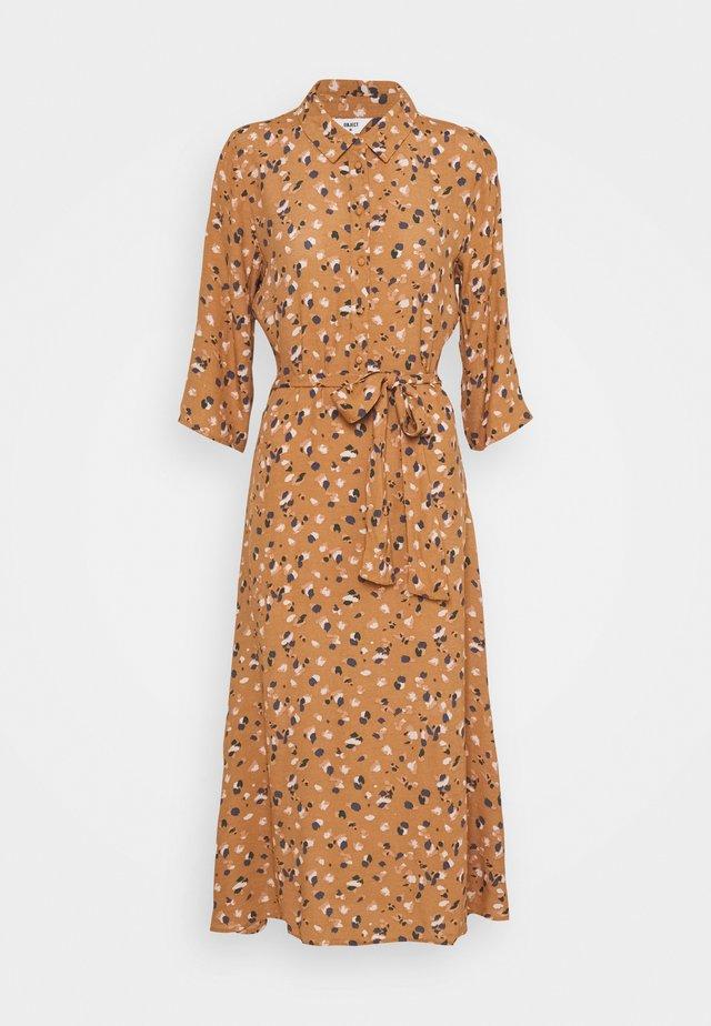 OBJNELLE - Day dress - chipmunk/multi colour