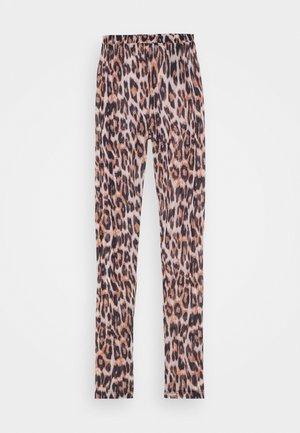 ONLCINDY - Leggings - Trousers - black