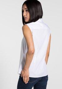 Eterna - DAMEN  - Button-down blouse - white - 1
