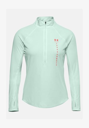 SPEED STRIDE ATTITUDE HZ - Sports shirt - seaglass blue