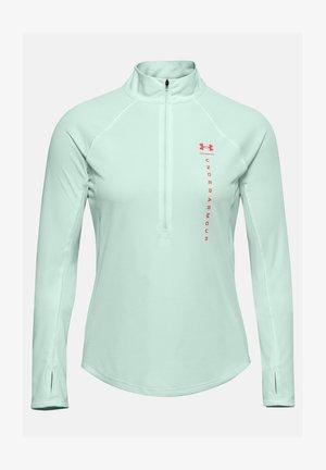 SPEED STRIDE ATTITUDE HZ - Sports shirt - seaglass blue
