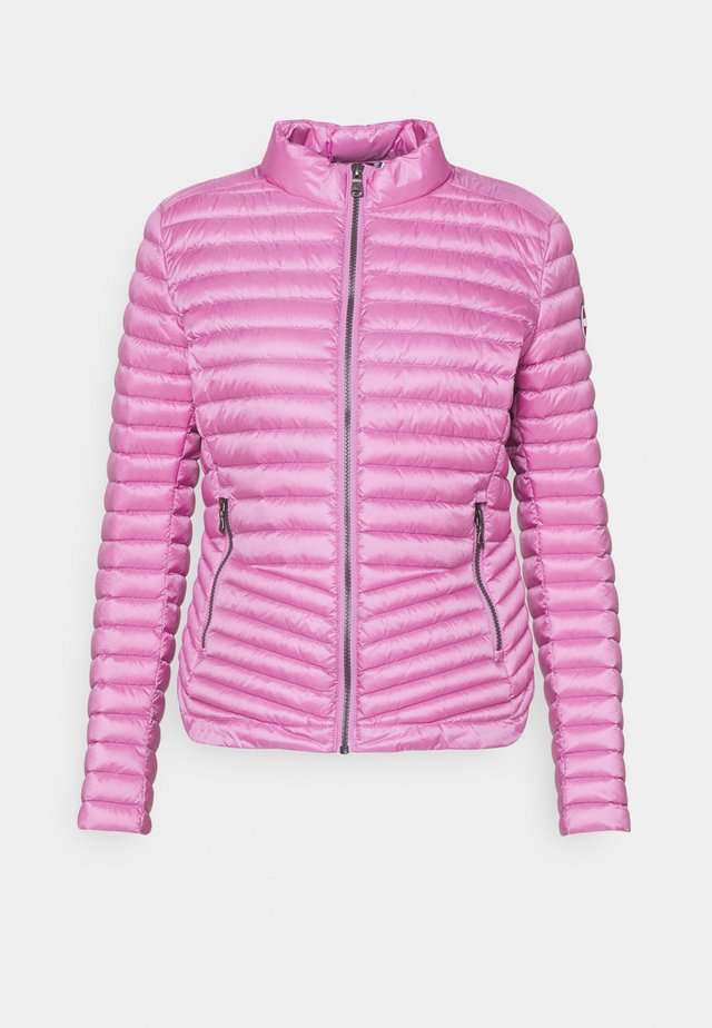 LADIES JACKET - Gewatteerde jas - etoile light steel