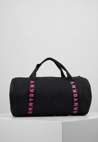 DKNY - BOWLING BAG - Sporttas - black - 3