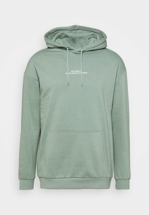 UNISEX - Sweat à capuche - green
