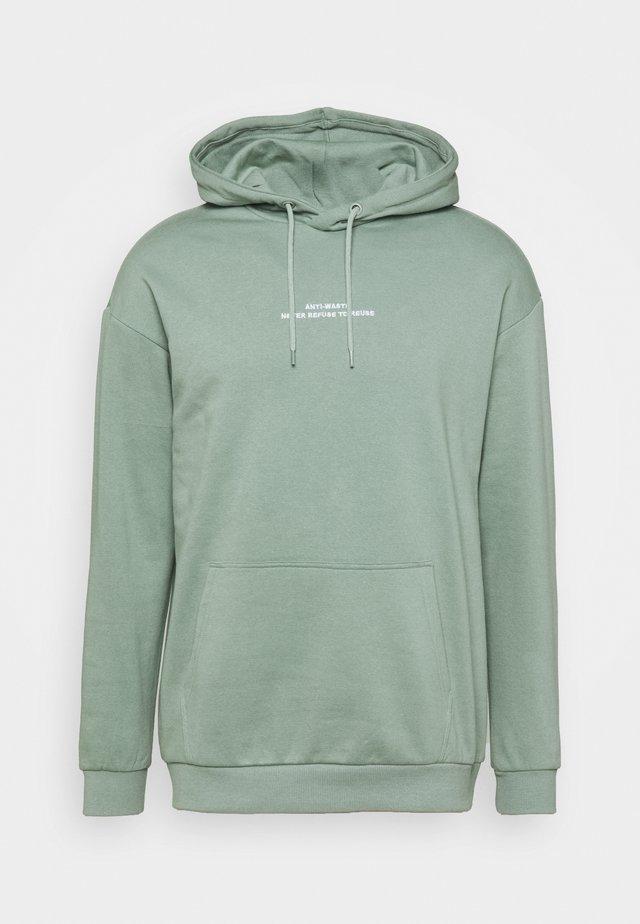 UNISEX - Hoodie - green