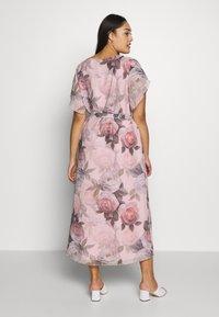 Chi Chi London Curvy - SHANTAL DRESS - Day dress - pink - 2