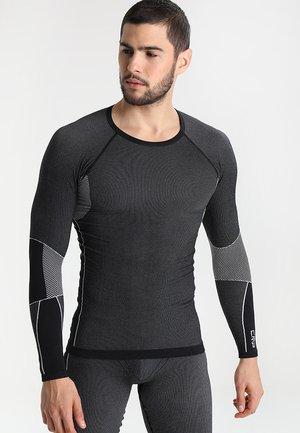 SEAMLESS - Unterhemd/-shirt - schwarz