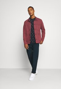 Scotch & Soda - STUART CLASSIC  - Chino - arctic teal - 1