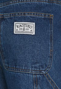 Kaotiko - PANT CARPINTERO  - Relaxed fit jeans - blue - 2