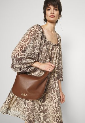 IZZY - Shopper - brown