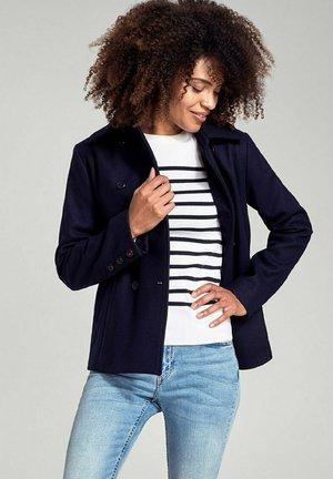 POINTE DU VAN - CABAN - MANTEAU CLASSIQUE - Summer jacket - rich navy