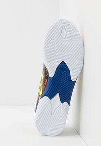 adidas Performance - NEMEZIZ MESSI 19.3 - Indoor football boots - royal blue/silver metallic/solar yellow - 5