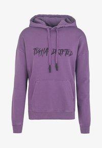 Tigha - Hoodie - vintage lilac - 4