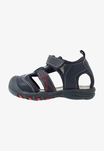 SALT UNISEX - Walking sandals - navy