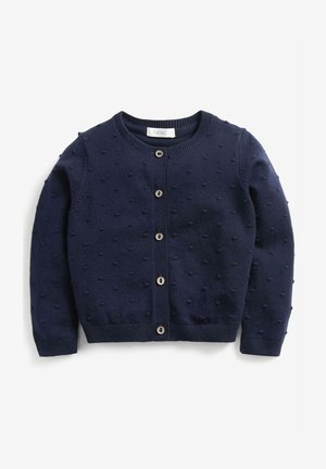 BOBBLE  - Cardigan - dark blue