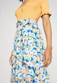 Monki - A-line skirt - multi-coloured - 4