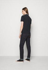 Vivienne Westwood - CLASSIC STRIPE COLLAR - Polo shirt - navy - 2