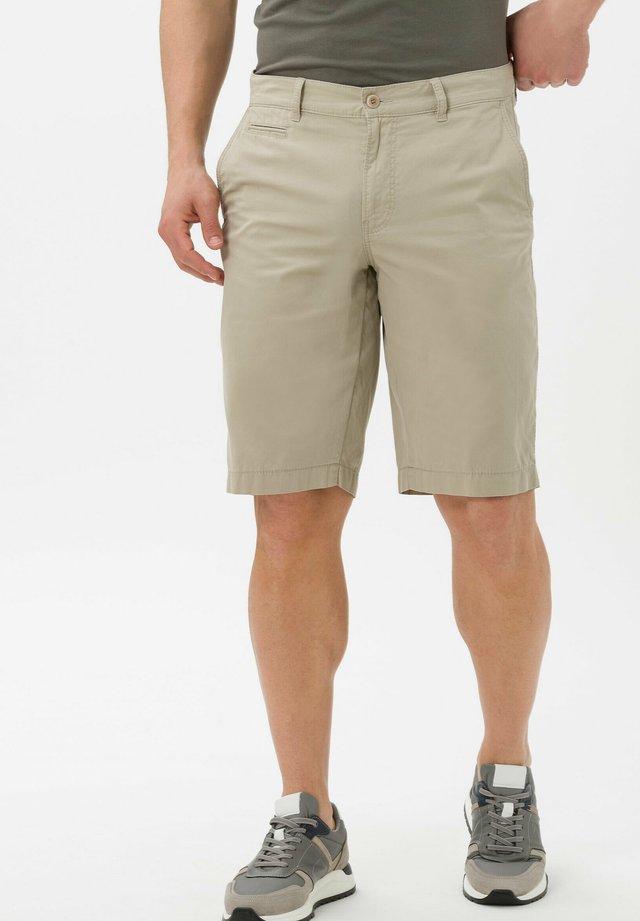 STYLE BARI - Shorts - beige