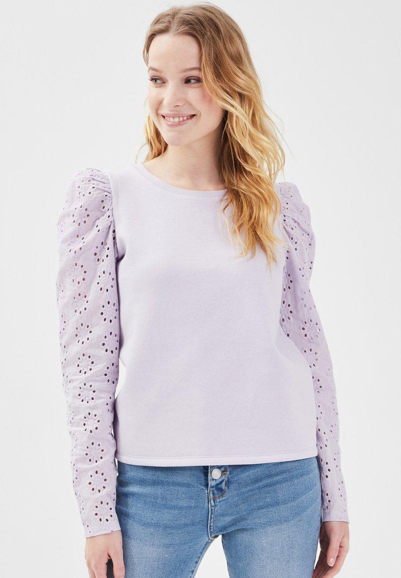 Cache Cache - Sweater - mauve