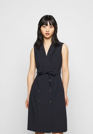 PETITES TRENCH DRESS - Skjortklänning - navy