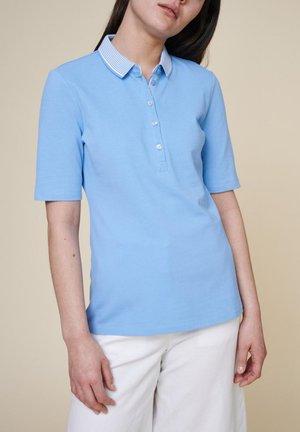 Polo shirt - light blue
