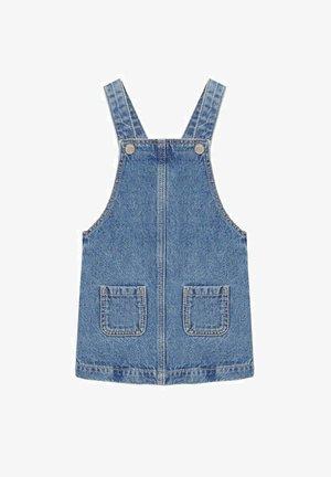 Vestito di jeans - bleu moyen