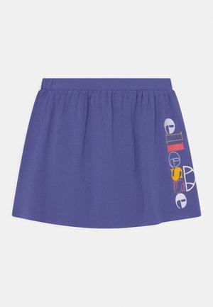 LARISA - Mini skirt - purple