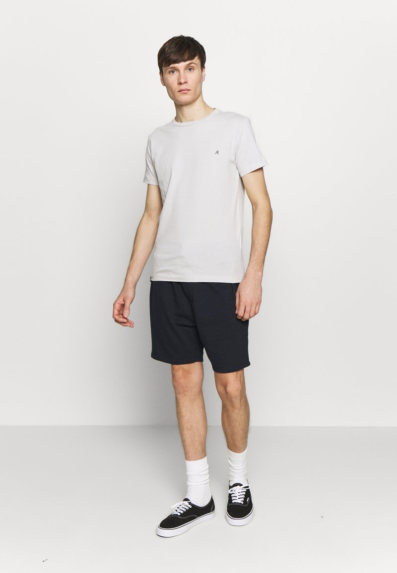Burton Menswear London - 2 PACK - Spodnie treningowe - navy/khaki