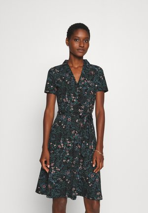 EMMY DRESS MONTEREY - Kjole - black