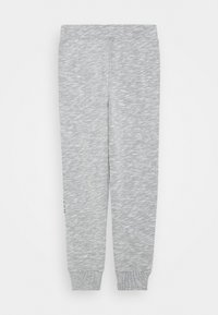 Abercrombie & Fitch - LOGO - Tracksuit bottoms - grey - 1