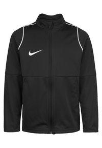 Nike Performance - PARK 20 DRY TRAININGSJACKE HERREN - Training jacket - black/white - 0