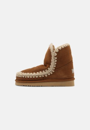 Snowboots  - cognac