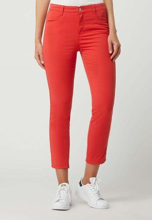 STYLE MARY - Straight leg jeans - rot